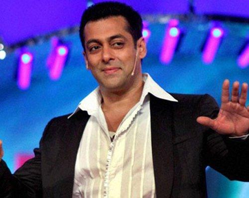 We have Elli in mind: Salman Khan