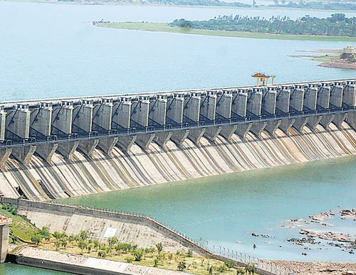 CM convenes meeting on Krishna water