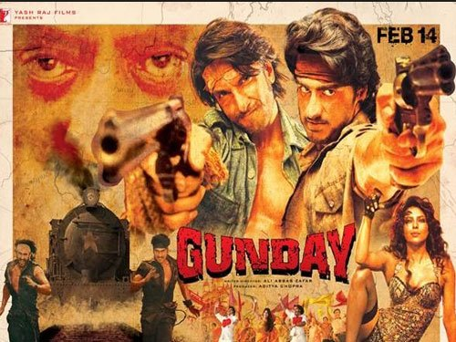 'Gunday' is inspired by 'Kaala Patthar' and 'Deewar':Ali Abbas