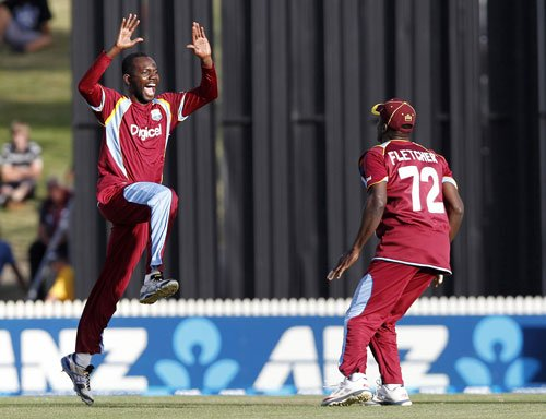 West Indies destroy New Zealand to draw series