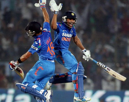 India's No.1 position in ICC rankings at stake against NZ