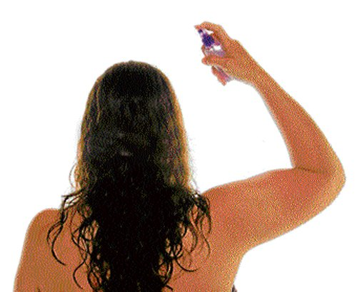Avoid bad hair days, tame unruly tresses