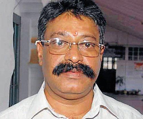 BJP leader Kushalappa shot, injured
