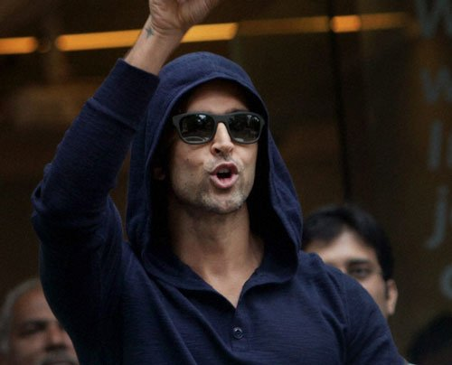 Hrithik to celebrate birthday with children