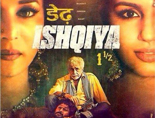 'Dedh Ishqiya' triumphs; a dream comeback for Madhuri