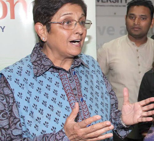 "Expressed support for Modi as an ""independent citizen"": Bedi"