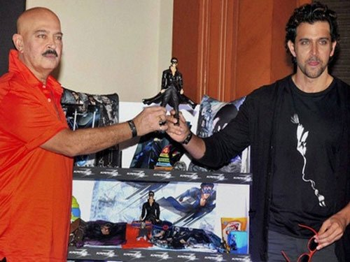I'd never work with any other actor: Rakesh Roshan on son Hrithik