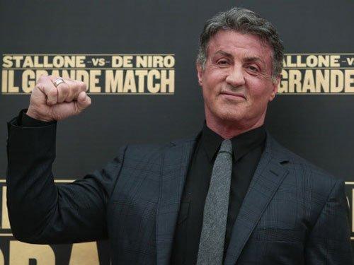 At 67, Sylvester Stallone avoids gym