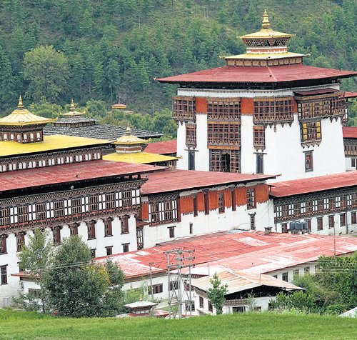 A tryst with Thimphu