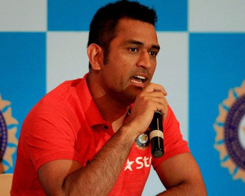 NZ tour will help in preparing for 2015 World Cup: Dhoni