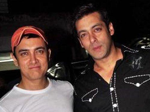 Aamir promotes Salman's 'Jai Ho'