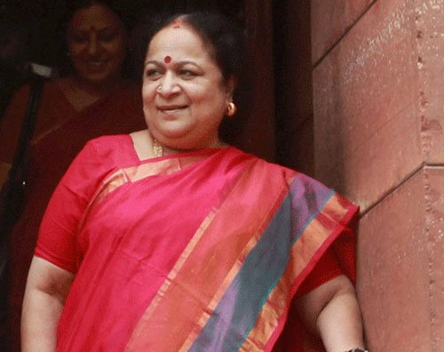 Jayanthi rebuts Modi's charge