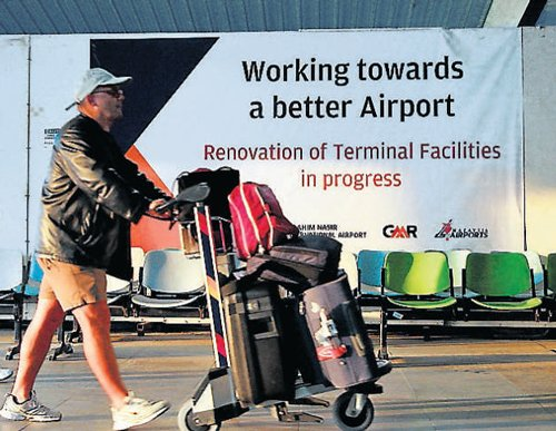Maldives rules out GMR's return to airport project