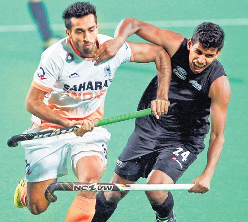 Sloppy India need to find spark soon