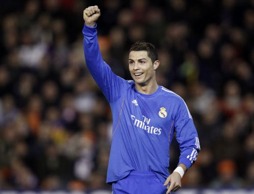Ronaldo tipped for the big prize