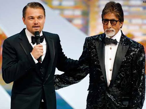 I'd love to work with Amitabh Bachchan again: DiCaprio