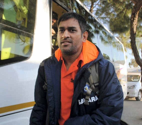 Indian team arrives in New Zealand for ODI series