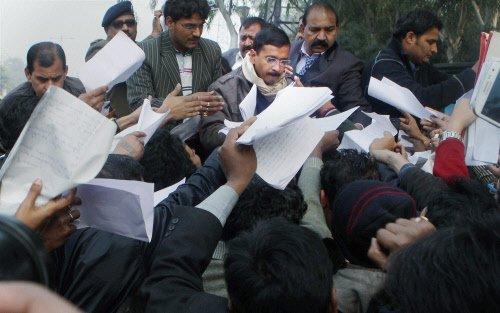 No more 'janta darbar', Kejriwal goes for course correction