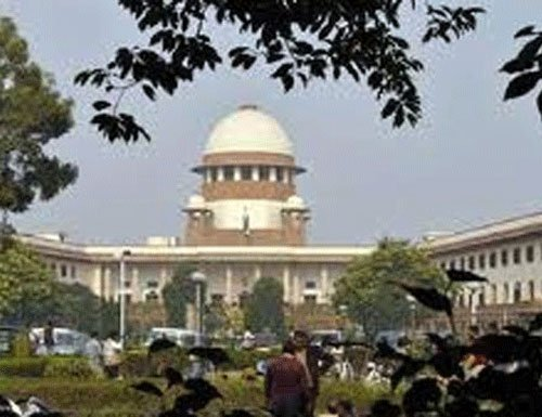 SC declines to entertain plea for action against intern