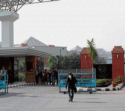 Don't clamour for quota in DU, help State-run varsities