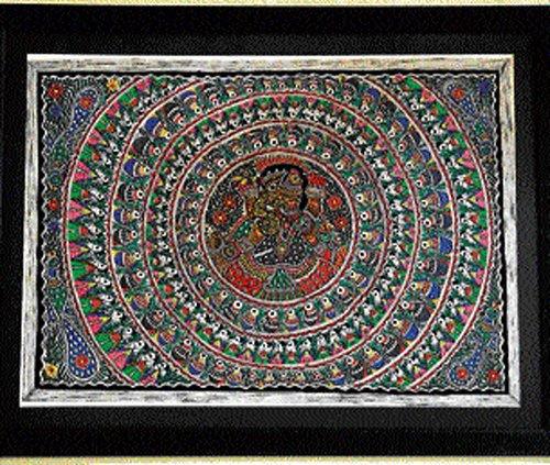 Madhubani art is the flavour this season