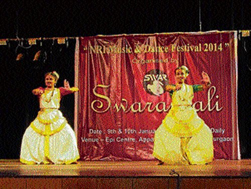 Soire of classical music and dance