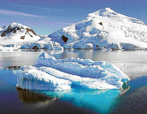 Antarctica, a new source of diamond?