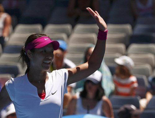 Li Na advances; Venus, Kvitova ousted at Australian Open