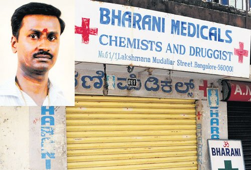 Medical shop owner, auto driver found murdered
