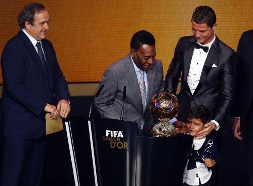 Ballon d'Or for Ronaldo