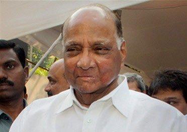 Pawar likely to file nomination for Rajya Sabha election