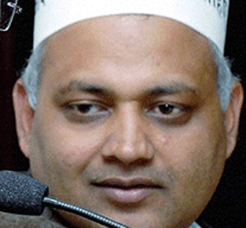 Delhi Law Min was hauled up by court for unethical conduct