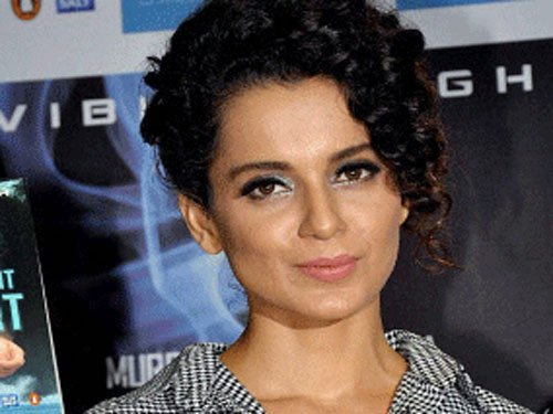 Don't make friends to get films: Kangana Ranaut