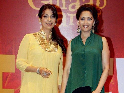 'Gulaab Gang' was my last chance to work with Madhuri: Juhi