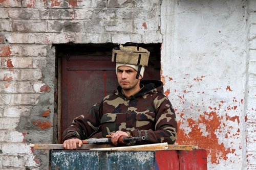 Army prepared to counter infiltration in Kashmir