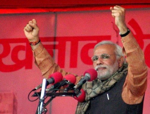 BJP gears up to storm Mamata's backyard