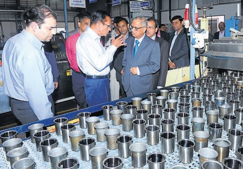 Economy can take a cue from Primacy industries, says Murthy