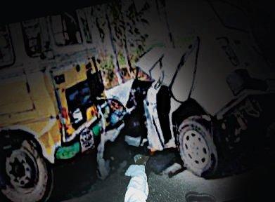 School bus collides with truck, 8 children injured