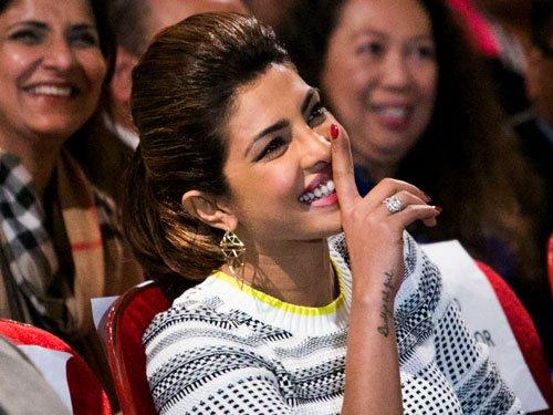 Priyanka skips Golden Globes, enjoys after-party