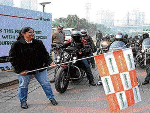 Delhi to Goa on a Harley-Davidson