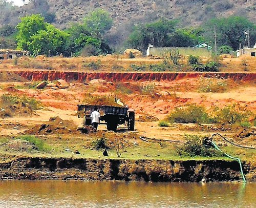 100 blocks identified for sand mining in State