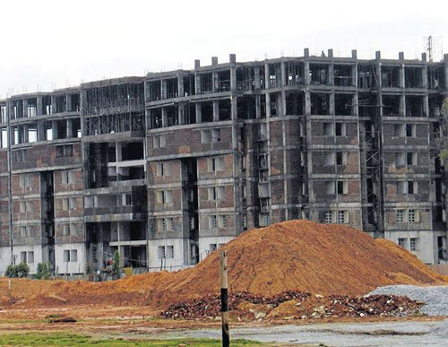 Illegal structures may face demolition if not regularised