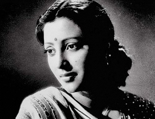 Suchitra Sen's looks in her last days remain a mystery