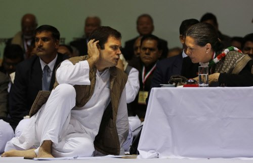 Democracy is not rule by one man, says Rahul