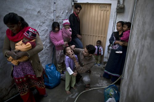 Peshawar is world's 'largest reservoir' of polio: WHO