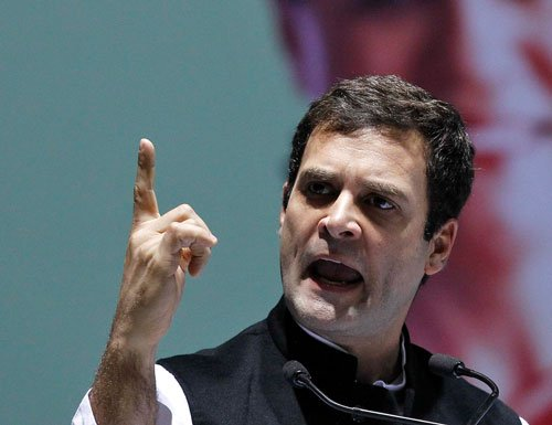 Rahul calls for raising LPG subsidy to 12 cylinders