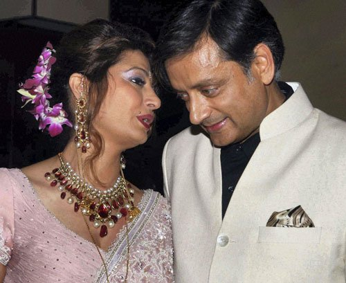Sunanda Pushkar had spat with UAE journalist