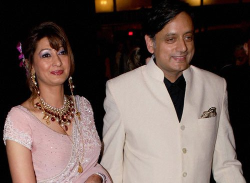 Will go smiling: Sunanda tweeted