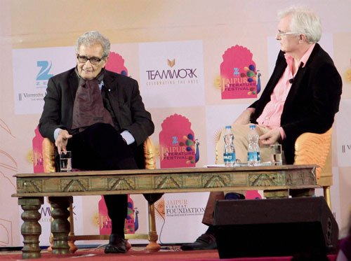 Amartya Sen for secular right-wing parties