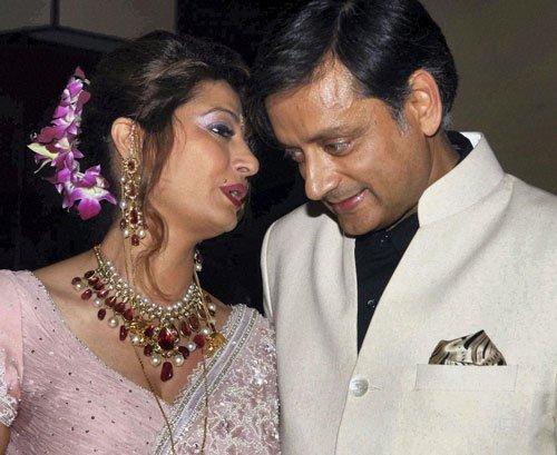 Tharoor's love of life was full of vibrancy